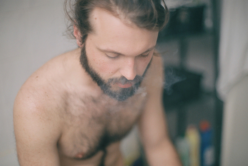 Untitled [Graham Bath Smoke] 2014 by geonebieridze