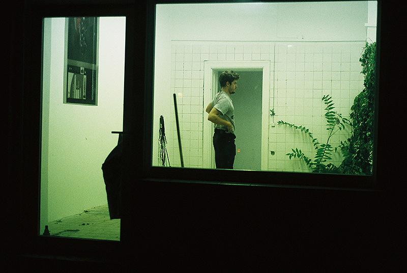 Untitled [Exhibition] 2014 by geonebieridze