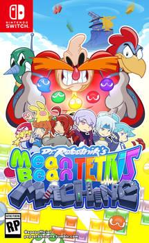 Dr. Robotnik's Mean Bean Tetris Machine