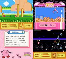 Kirby's Adventure, Promo Art Style by PepVerbsNouns