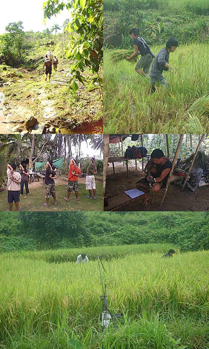 Buhay ng Hukbong Bayan(Life of the People's Army) by tilamsik