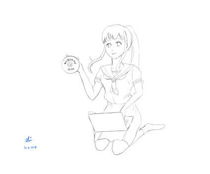 Akane - Ubunchu!
