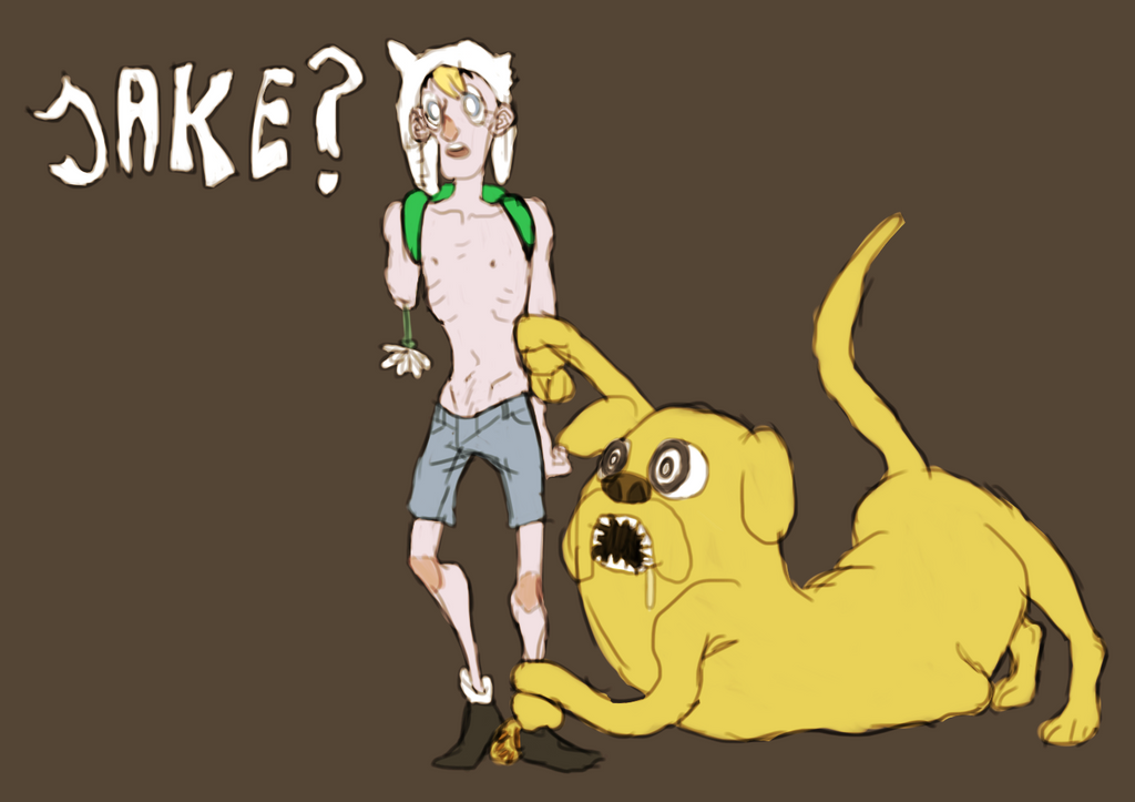Jake? by Polionster