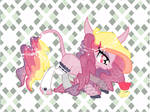 Mare Pony Adoption OPEN (Sale!)