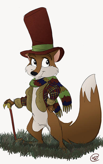 Mr.Fox by ImaginativeDreams