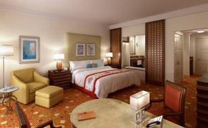 Bedroom by 5tarfish