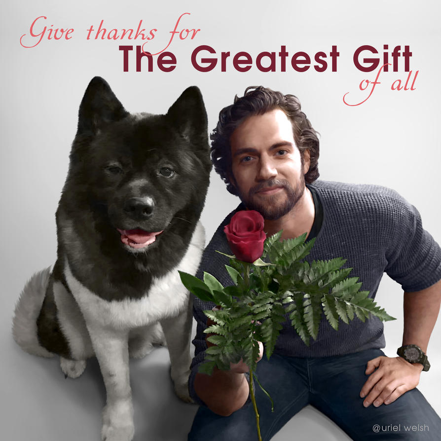 The Greatest Gift of All by urielwelsh