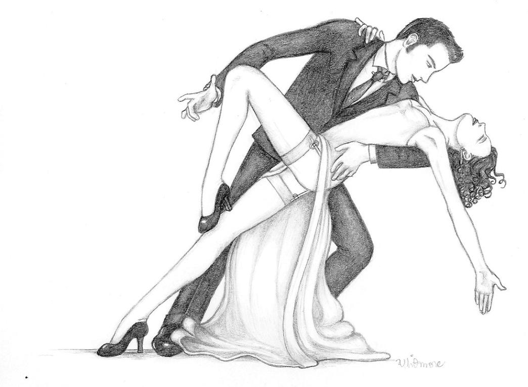 The Waltz By Cstrife On DeviantArt