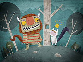 Where the Wild Things...illust