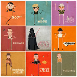 great films, great characters by Echoes83