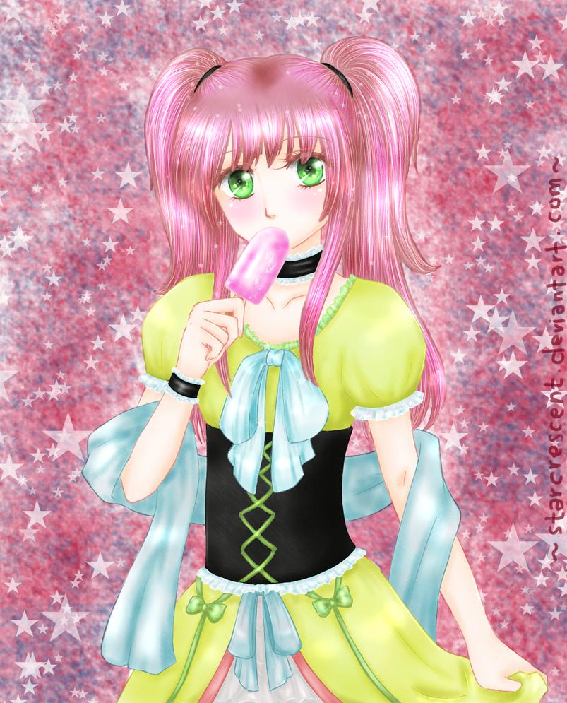 Request: Shizuka Yoru by StarCrescent
