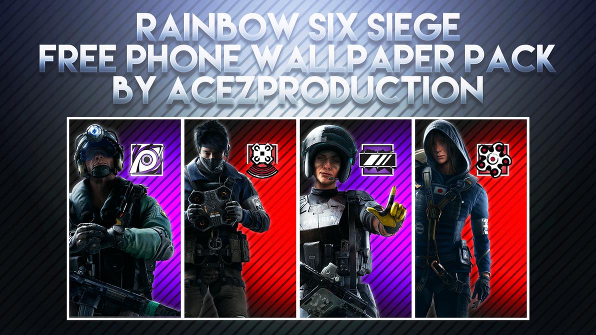 Free phone wallpapers rainbow six siege by - Rainbow six siege phone ...