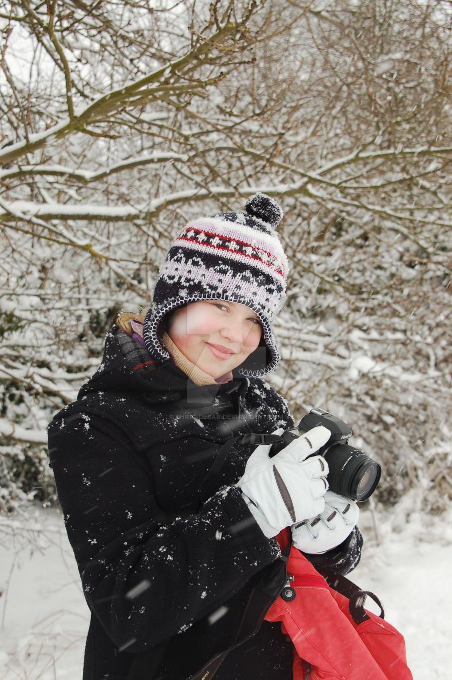 Snowy Photographer