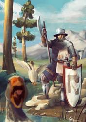 Commission: Isidor