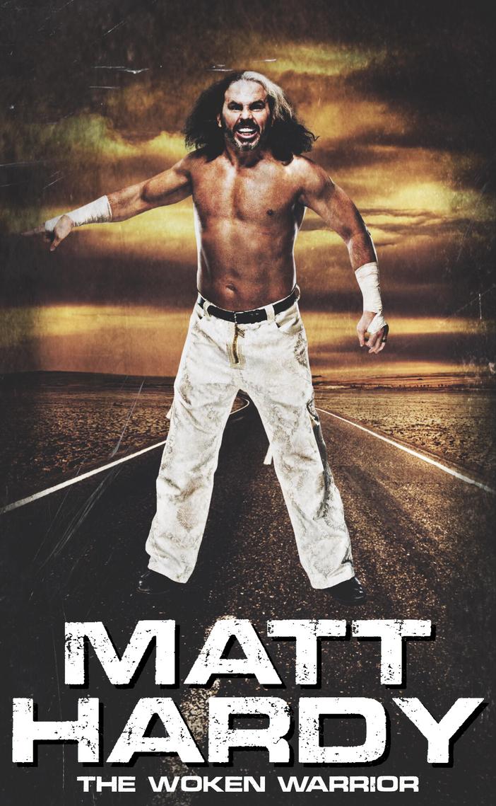 Matt Hardy by thatguldenfeenix