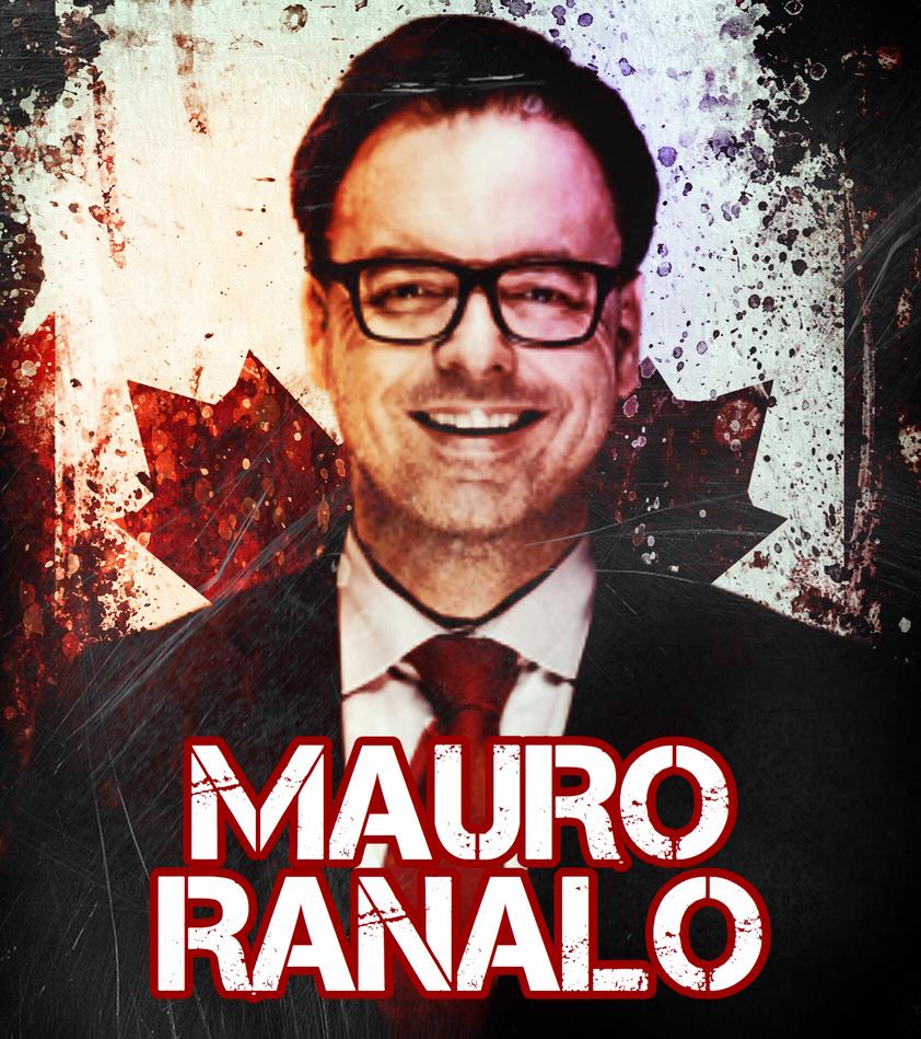 Mauro Ranalo by thatguldenfeenix