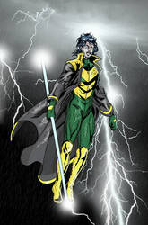 Flash Rogues Gallery - The Weather Wizard