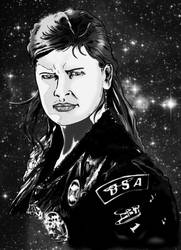 Doctor Who Companions - Ace (Sophie Aldred)
