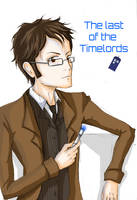 DW The Last of the Timelords by ukialek