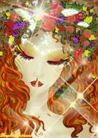 Fall Princess by Psycho--Princess