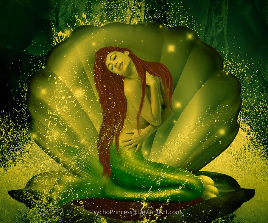 Ariel by Psycho--Princess