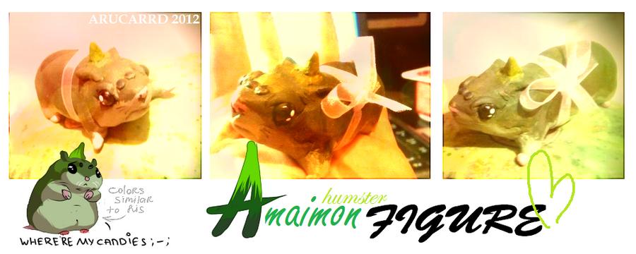 AMAIMON by arucarrd