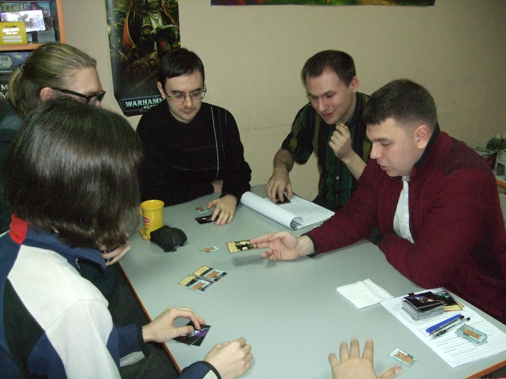 Club Board Games