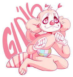 Buggy Sticker! by Elmomola