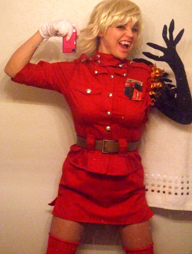 if Seras had a myspace... by gypsy-arts