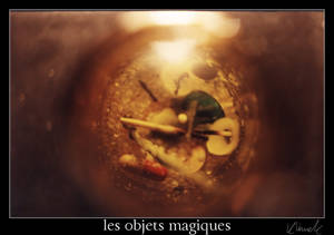 les objets magiques 2
