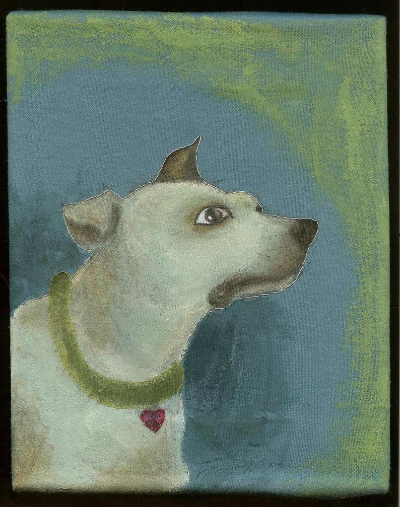 Dogs 1 of 3 by LemonHobbit
