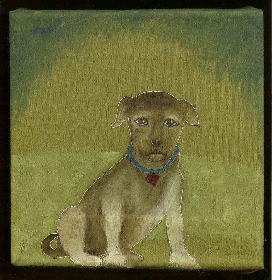 Dogs 3 of 3 by LemonHobbit
