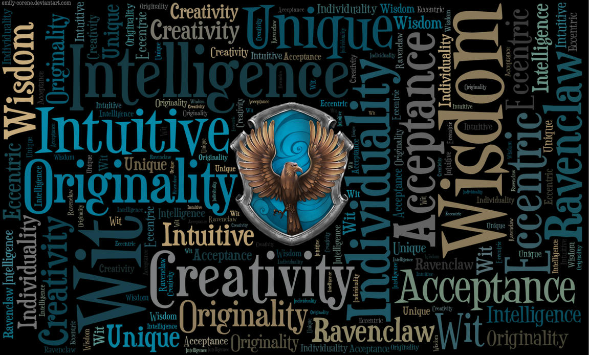 HD Ravenclaw Traits Wallpaper By Emily Corene
