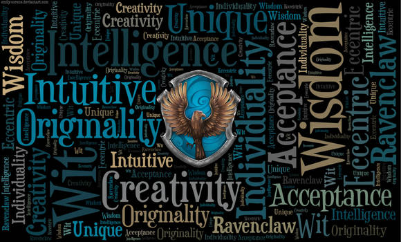 HD Ravenclaw Traits Wallpaper