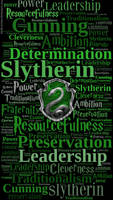 HD Slytherin Traits Phone Wallpaper by emily-corene
