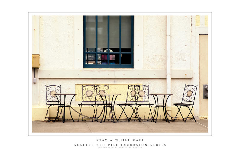 Stay A While Cafe by UrbanRural-Photo