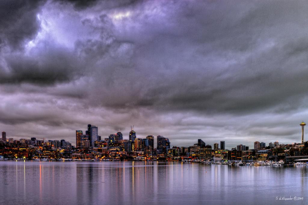 Org Cloud by UrbanRural-Photo