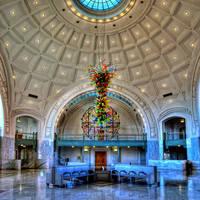 Union Station Interior 000 HDR by UrbanRural-Photo