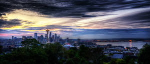 Kerry Park Panorama by UrbanRural-Photo