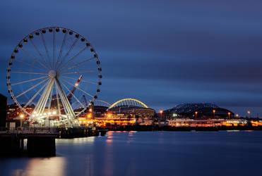 The Dark Wheel by UrbanRural-Photo