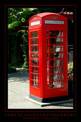Red: London Calling by UrbanRural-Photo