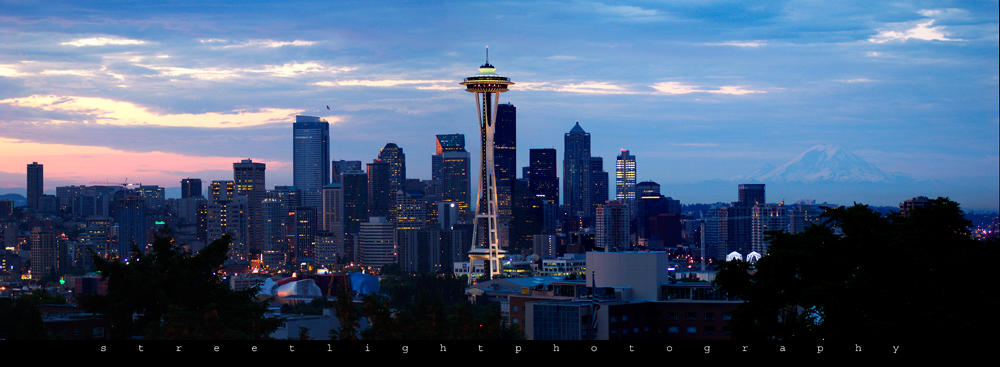 City Lights by UrbanRural-Photo