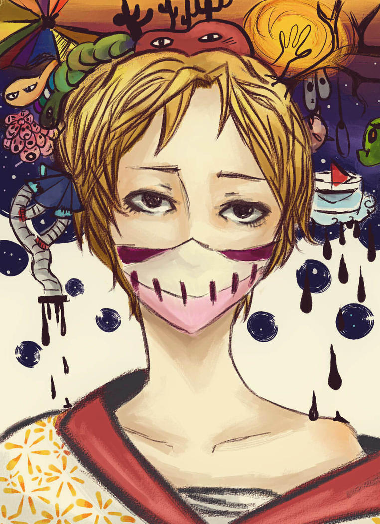 Silence by mirasaki-chan