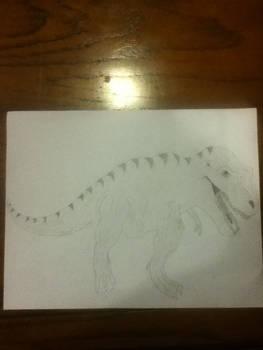 My Best Tyrannosaurus