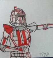 Commander Trex by RexFan684