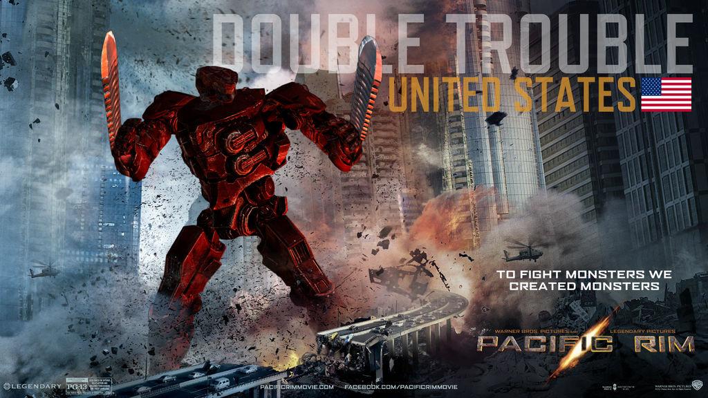 Double Trouble by RexFan684