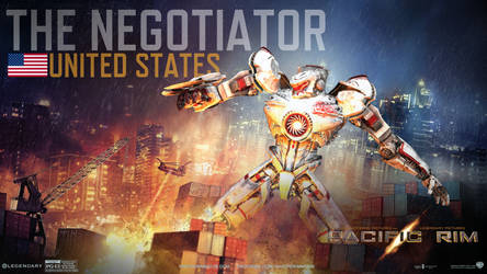 The Negotiator by RexFan684
