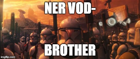 Ner Vod- Brother by RexFan684