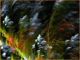 Apo-Vegetation 02 by Lupsiberg