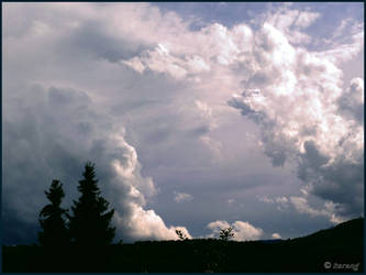 Thunderclouds by Lupsiberg